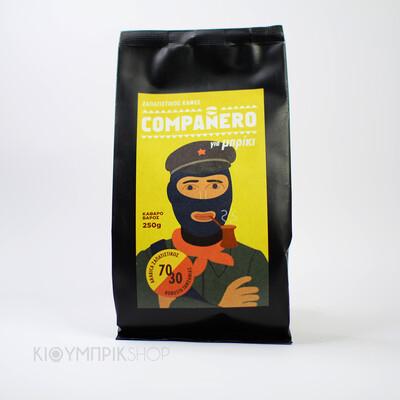 Ζαπατίστικος καφές Compaňero για μπρίκι 70-30