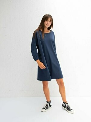 Brody Dress | Navy