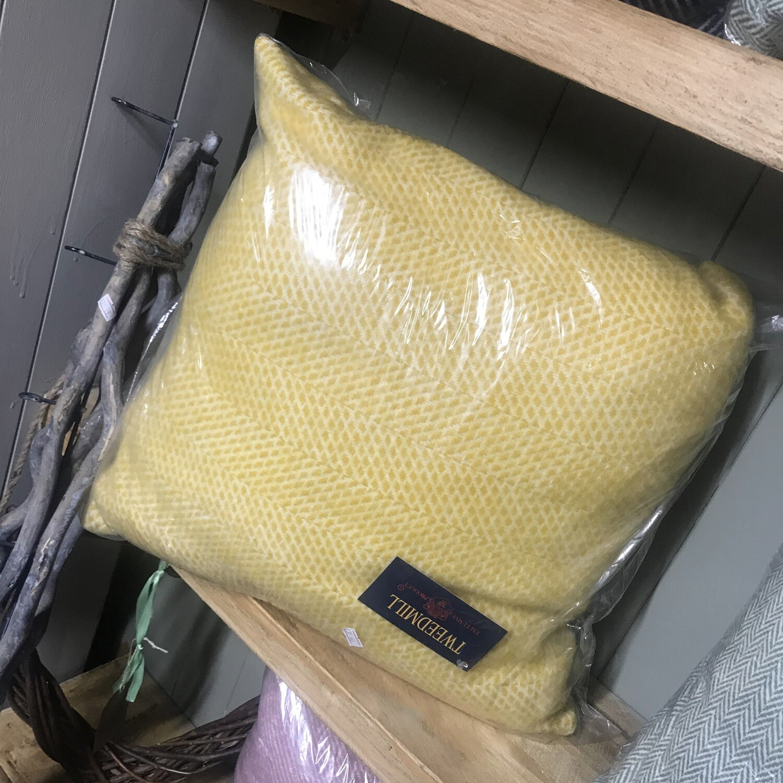Lifestyle Cushion 50 x 50cms Beehive Yellow (Ex Display)