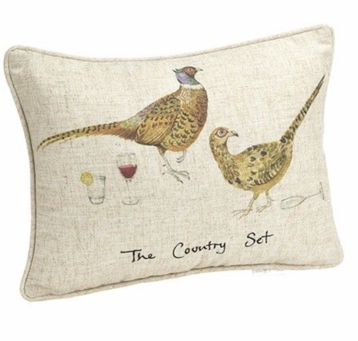 The Country Set Cushion
