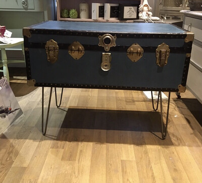 Steam Trunk Coffee Table