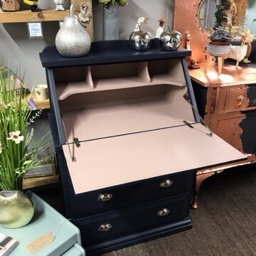 Midnight Blue Bureau