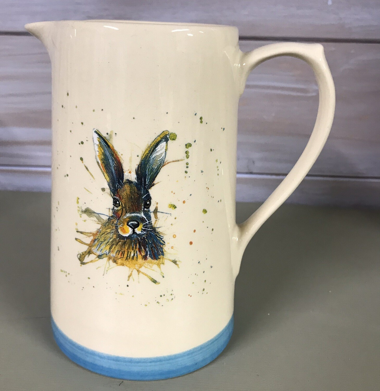 Country Hare Jug
