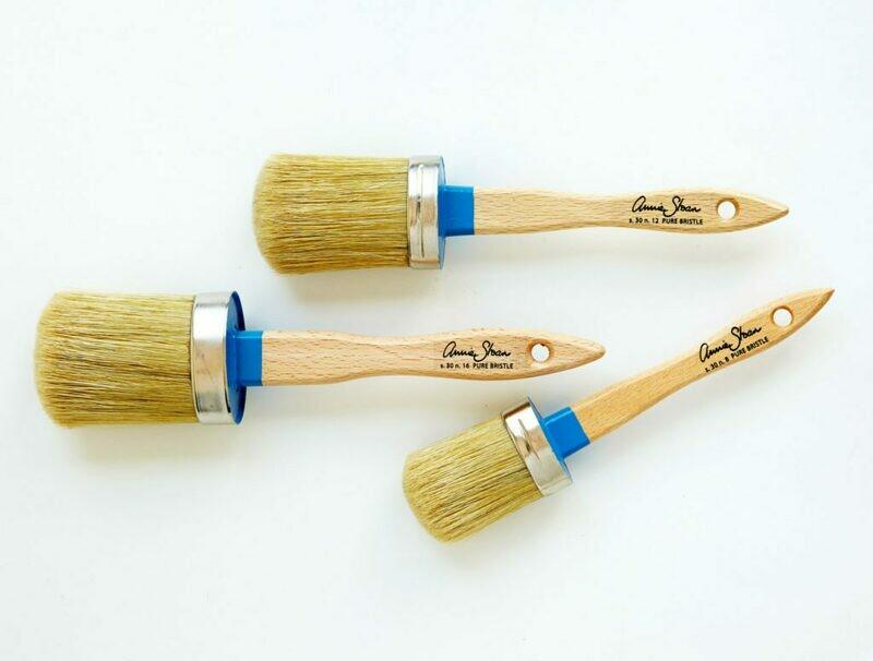 Annie Sloan Chalk Paint Brushes