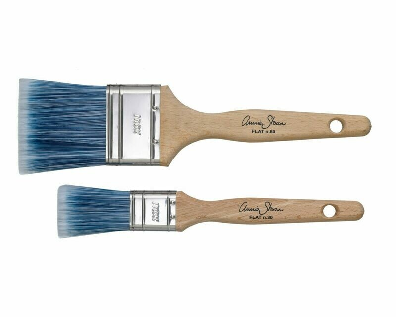Annie Sloan Chalk Paint Flat Brushes
