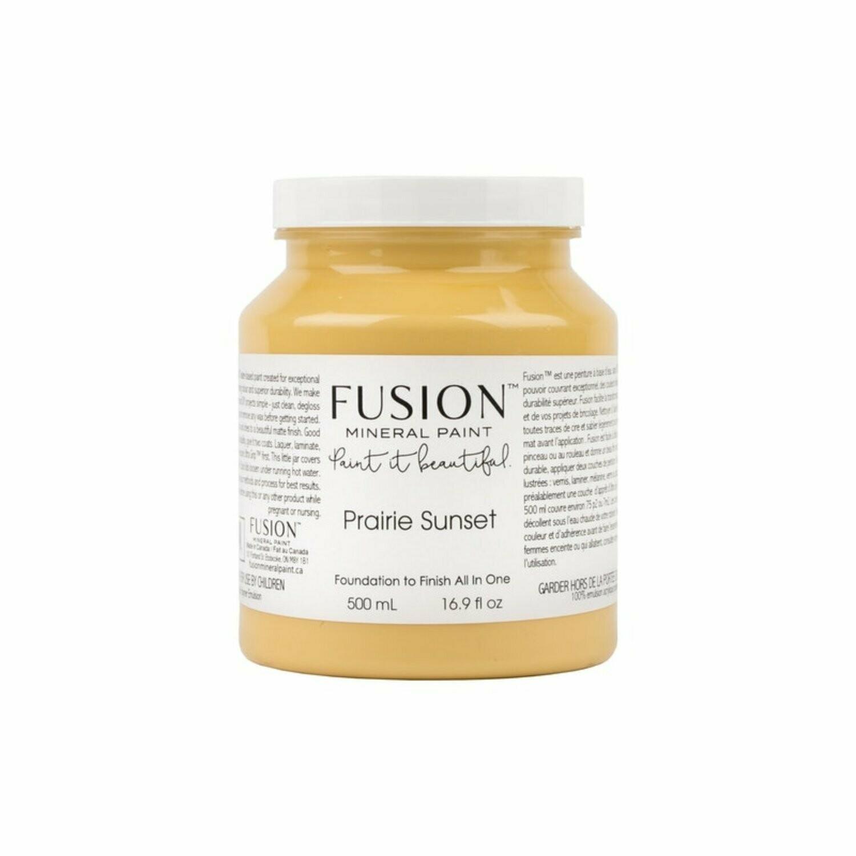 Fusion Mineral Paint - Prairie Sunset
