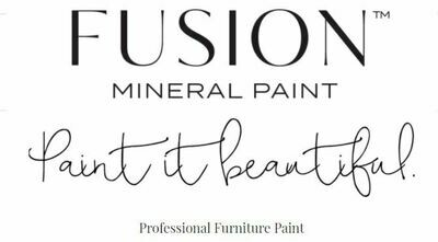 Fusion Mineral Paint Colour Card