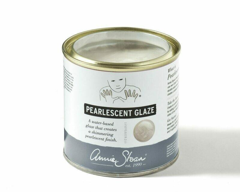 Annie Sloan Chalk Paint Pearlescent Glaze