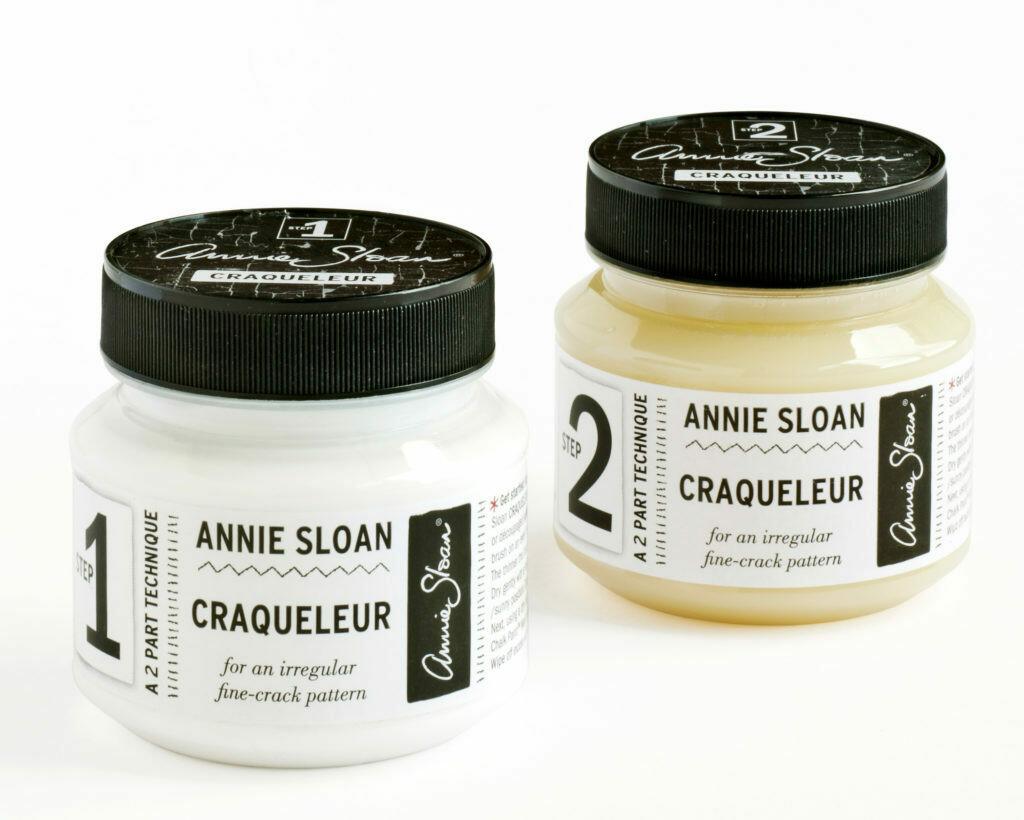 Annie Sloan Chalk Paint Craqueleur