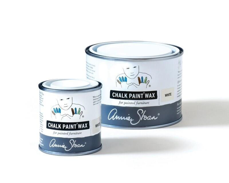 Annie Sloan Chalk Paint - White Wax
