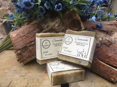 Chamomile Goat Milk Soap