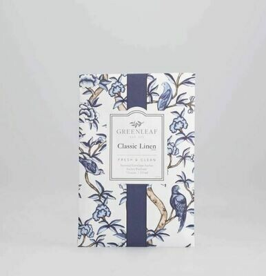Classic Linen Large Scented Sachet