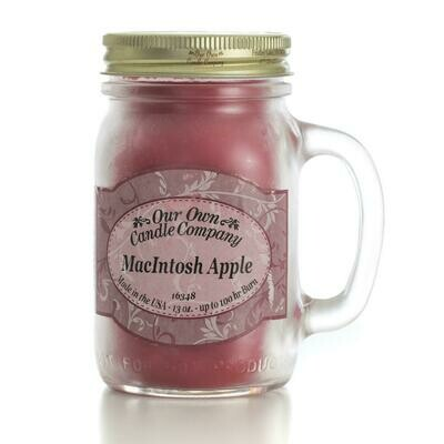 Our Own Candle Company - MacIntosh Apple Candle