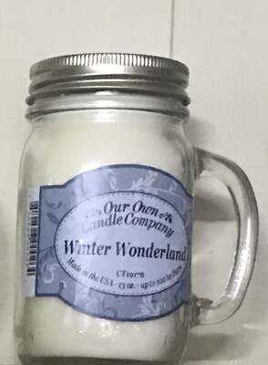 Our Own Candle Company - Winter Wonderland
