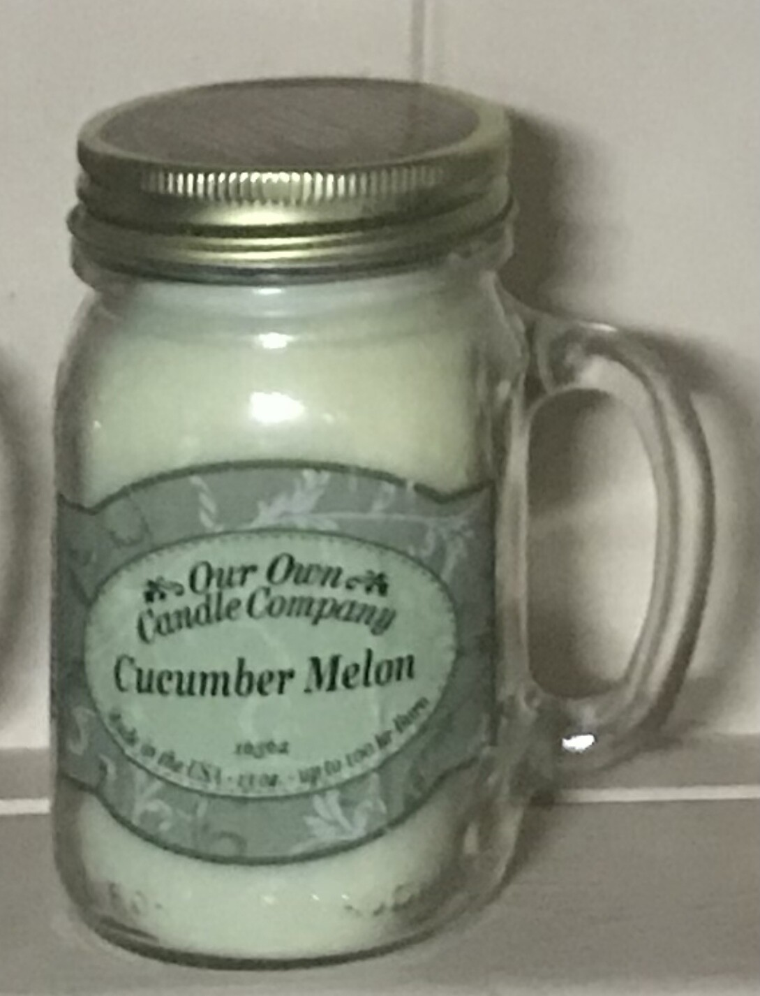 Our Own Candle Company - Cucumber Melon