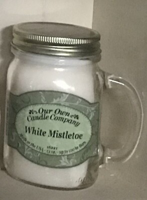 Our Own Candle Company - White Mistletoe
