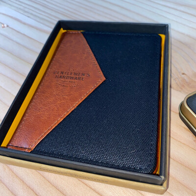 Wild & Wolf Travel Wallet