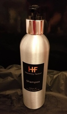 ​Shampoo - SLS & Paraben Free (for all hair types) .  250ml
