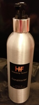 HF Conditioner 250ml                 Totally natural, SLS & PARABEN FREE suitable for all hair types.