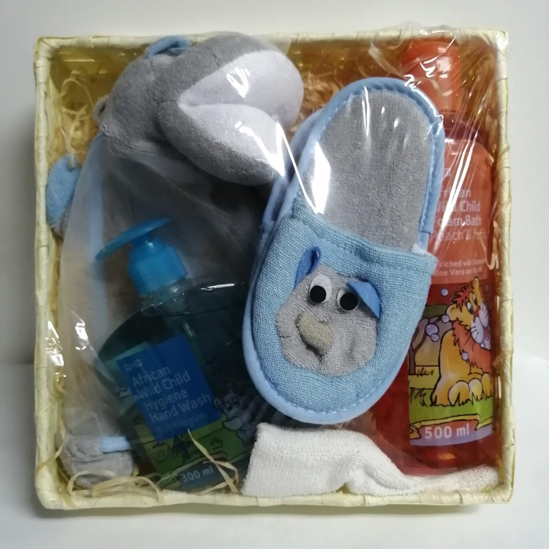KIDDIES BED & BATH SET