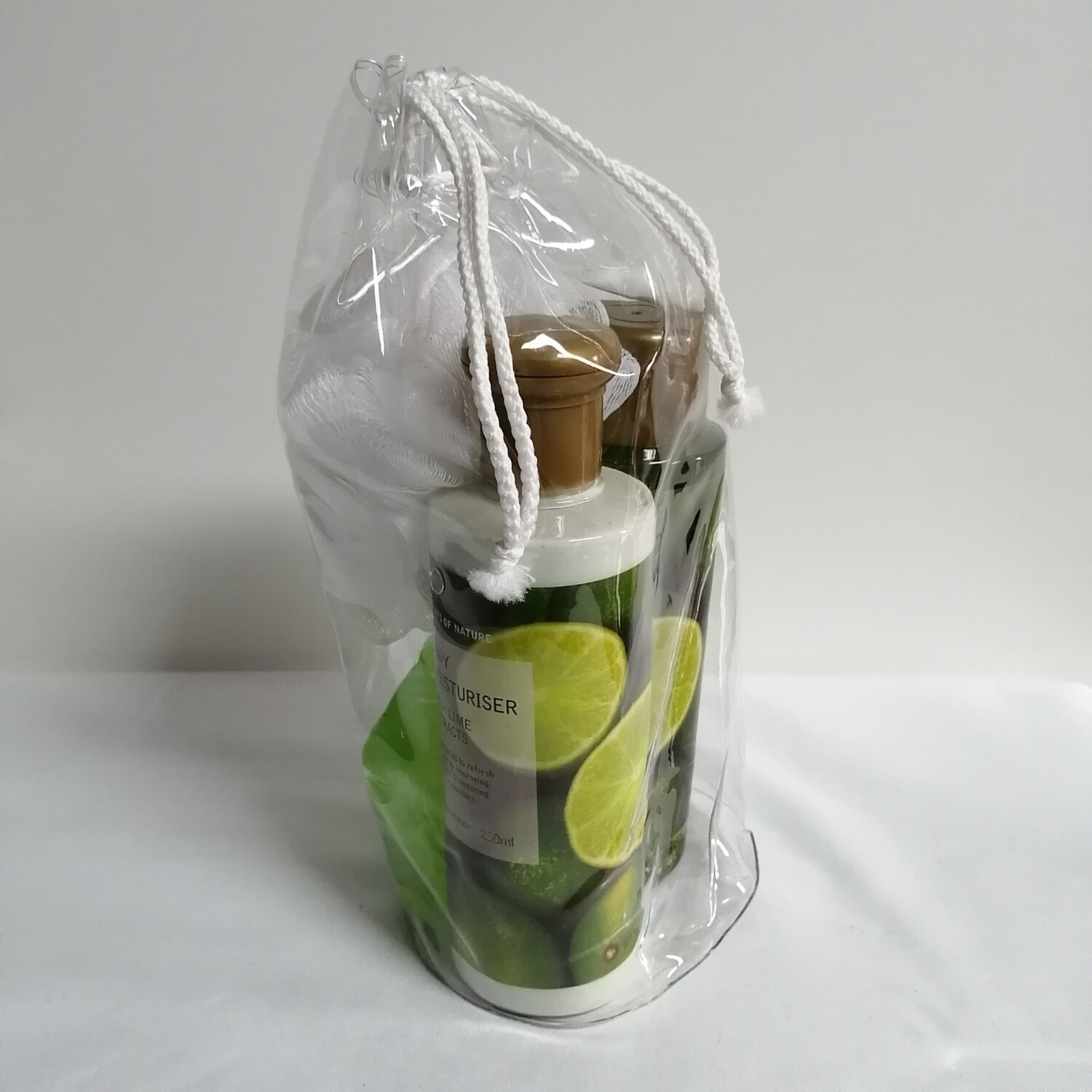 FRUITS OF NATURE LIME  BODY GIFT PACK