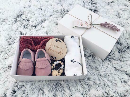 Newborn Baby Gift Box girl