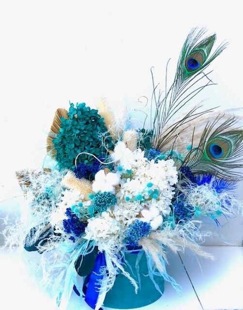 Tiffany - Dry Flowers box