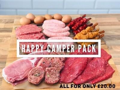 Happy Camper Meat Pack