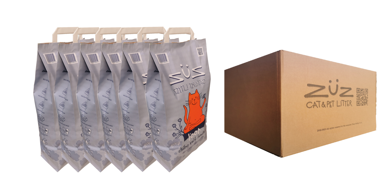 6 pack in 1 box