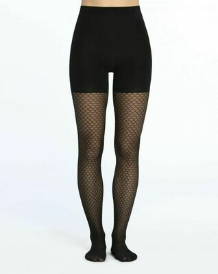 Honeycomb Fishnet Tights