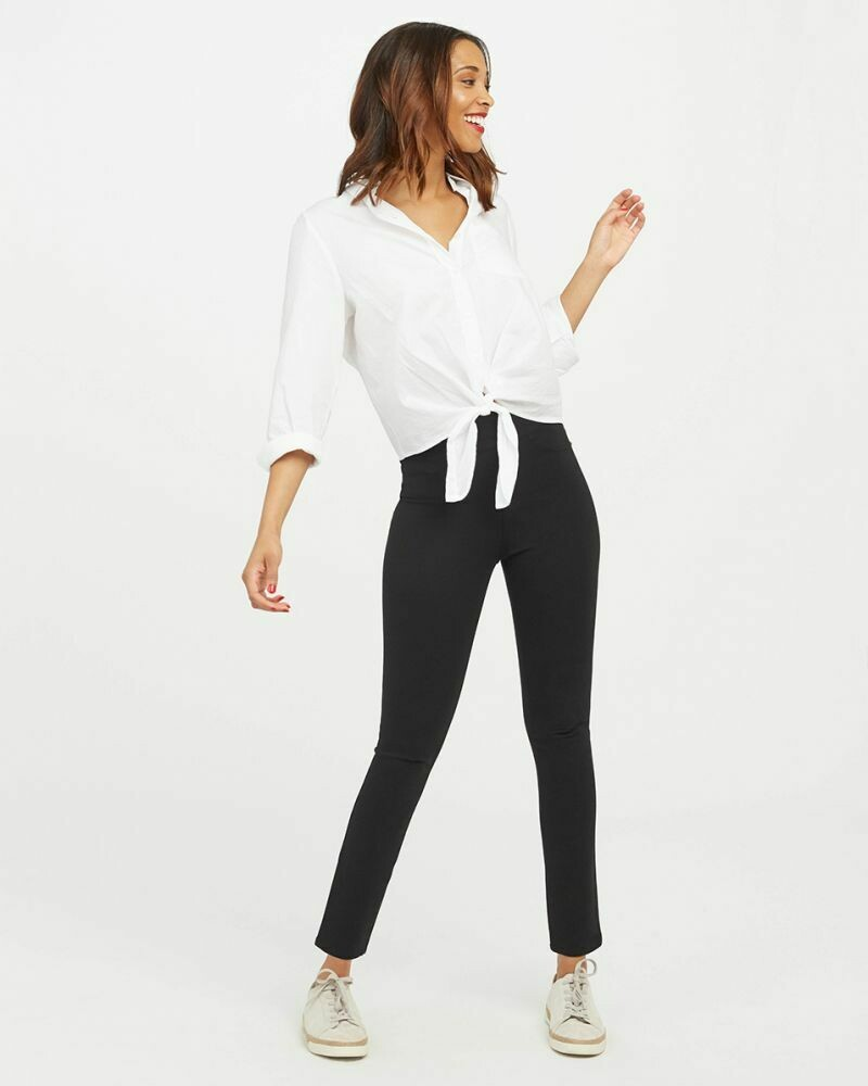 The Perfect Black Pant, Ankle 4-Pocket