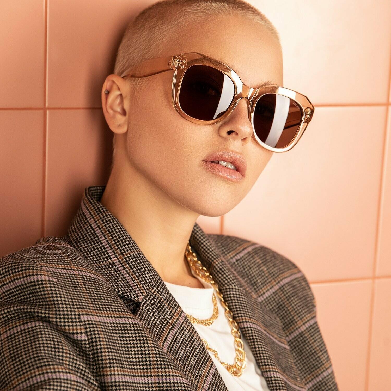 Sweet Peach Sunglasses