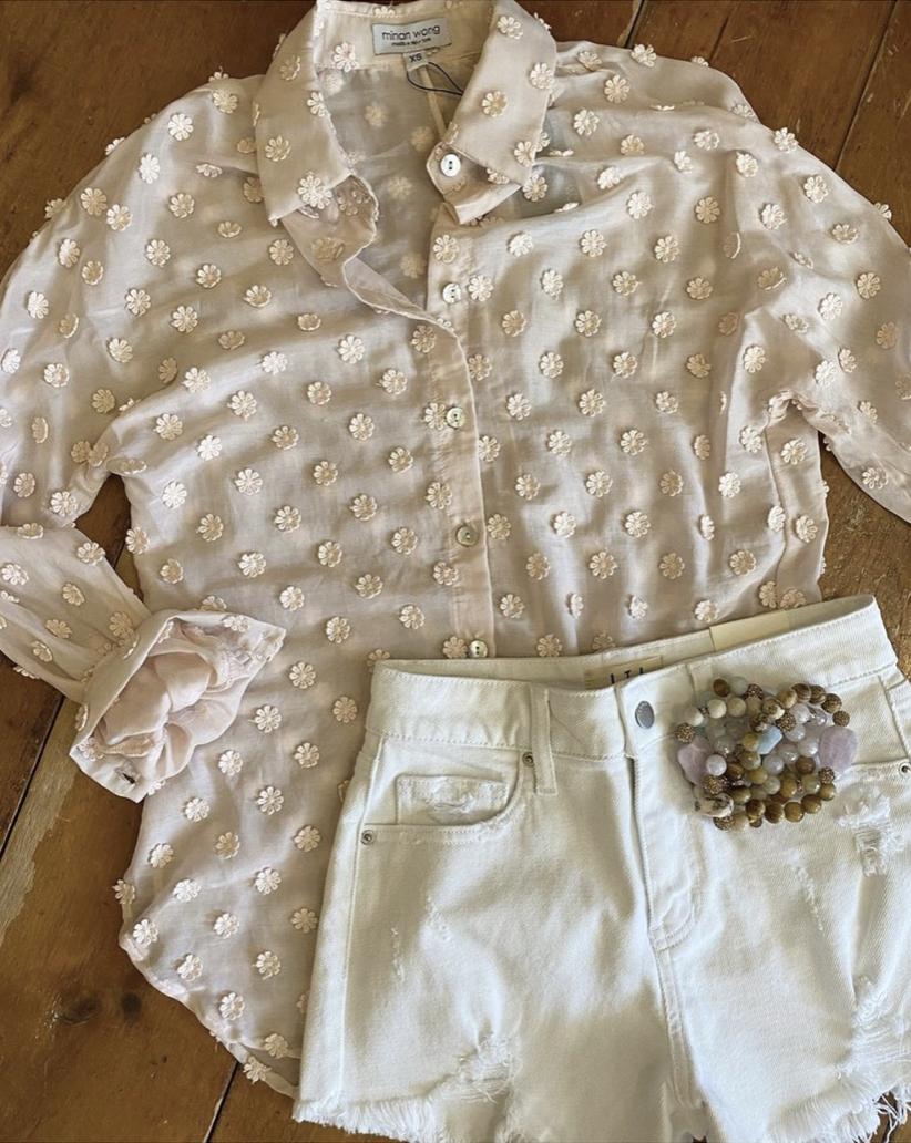 3D Daisy Shirt