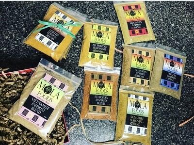 Mola Foods Spice Blend Kit
