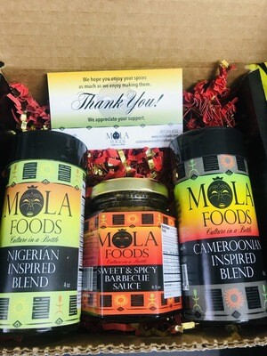 3 Spices Gift Box