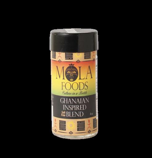 Ghanaian Inspired Blend