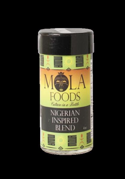 Nigerian Inspired Blend