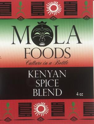 Kenyan Spice Blend