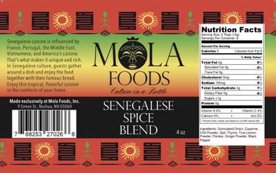 Senegalese Spice Blend