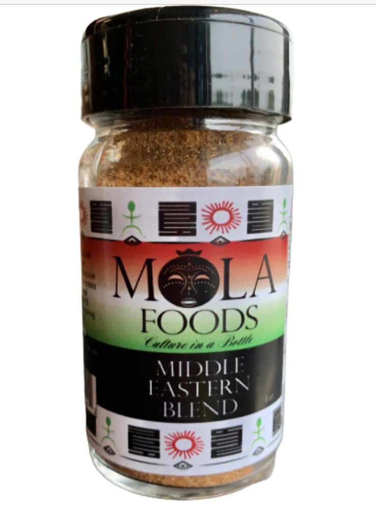 Middle Eastern Spice Blend