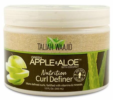 TALIAH WAAJID APPLE & ALOE W/COCONUT CURL DEFINER 12oz