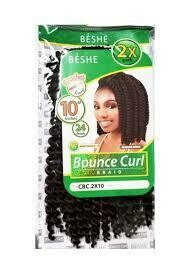 BESHE BOUNCE CURL CBC.2X10 10