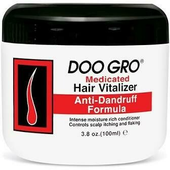 DOO GRO ANTI-DANDRUFF  MEDICATED HAIR VITA 3.8 oz