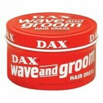 DAX WAVE & GROOM HAIR DRESS 3.5oz