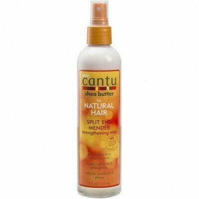 CANTU SHEA BUTTER FOR NATURAL HAIR SPLIT END MENDER STRENGTHENING MIST 8oz
