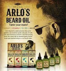 ARLO'S BEARD OIL 2.5oz