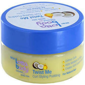 LOTTABODY COCO & SHINE TWIST ME CURL STYLING PUDDING 7oz