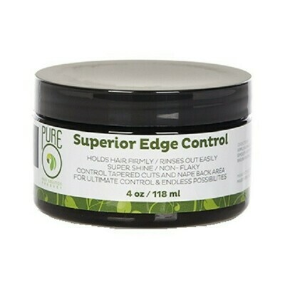 PUREO NATURAL SUPERIOR EDGE CONTROL 4oz
