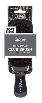 DIANE 100% BOAR CLUB BRUSH #D8168
