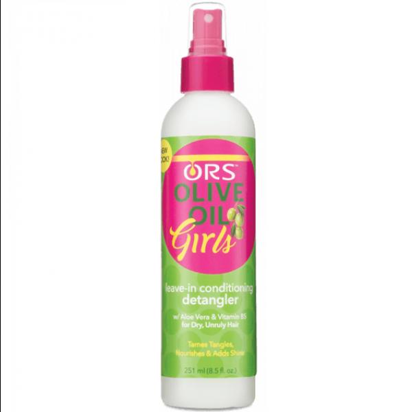 ORS OLIVE OIL GIRLS LEAVE-IN CONDITIONING DETANGLER 8.5oz
